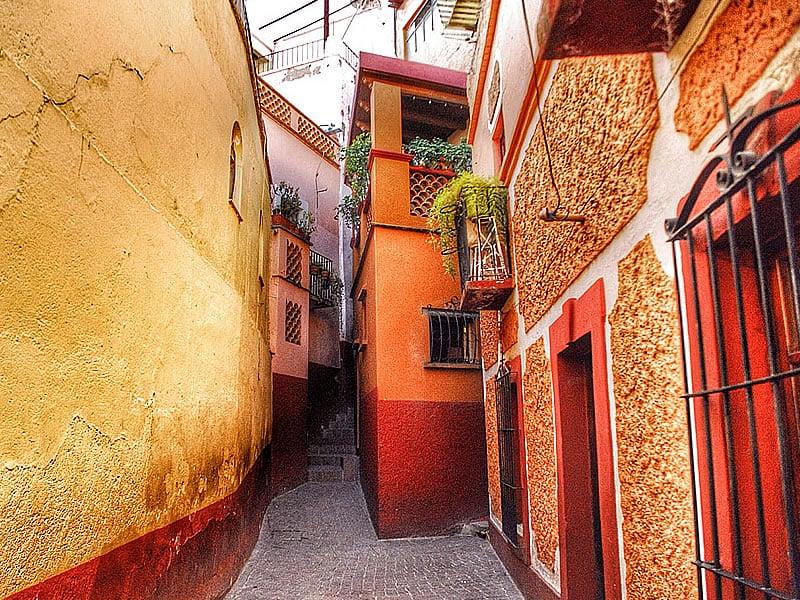 Imagen Guanajuato Callejon Beso