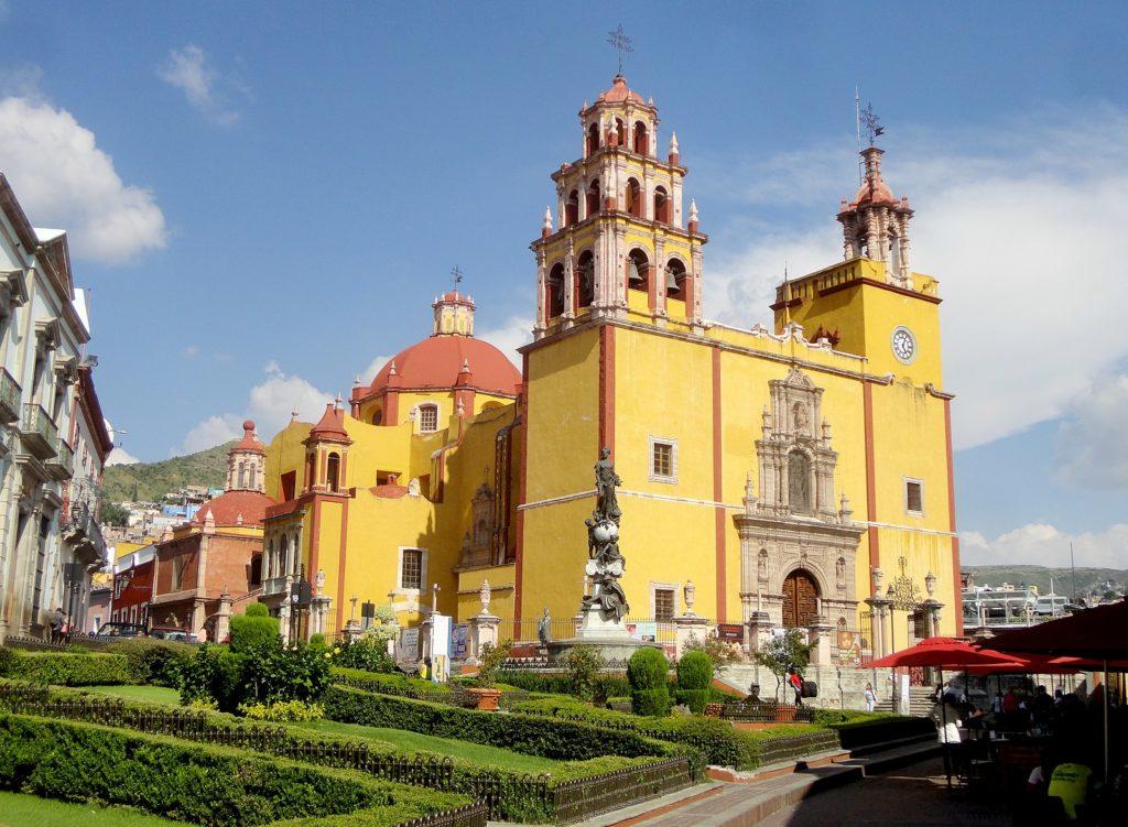 Imagen Guanajuato 1600Px Basi%Cc%81Lica Colegiata De Nuestra Sen%Cc%83Ora De Guanajuato Guanajuato Capital Guanajuato