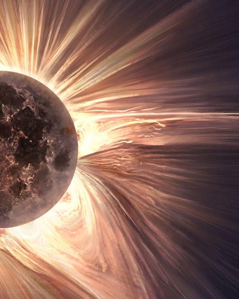 imagen eclipse solar cathrin machin solar eclipse painting 4