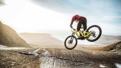 ciclista aventura