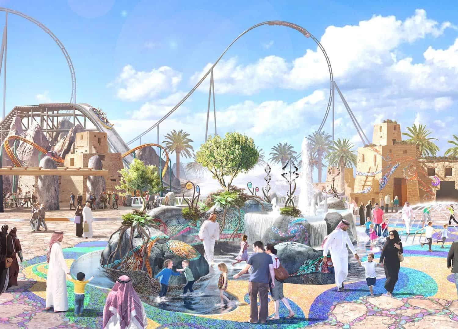 Worlds-fastest-roller-coaster-to-open-in-Saudi-Arabia-in-2023