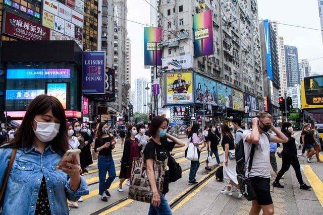 Un paciente de coronavirus escapó del hospital, en Hong Kong, y fue sentenciado a 6 meses de prisión