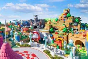 Super Nintendo World, de Universal Studios Japan, abrió sus puertas al público y así es como se ve por dentro