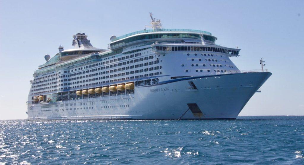 imagen prohibición crucero