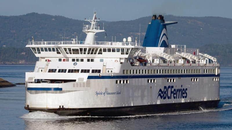 imagen prohibición ferry canada