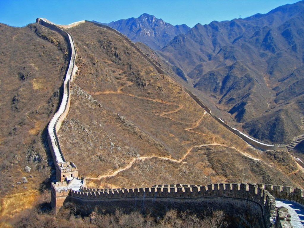 Imagen Gran Muralla China Christian Weinberg 9Vg7Gl1Ha Unsplash 1