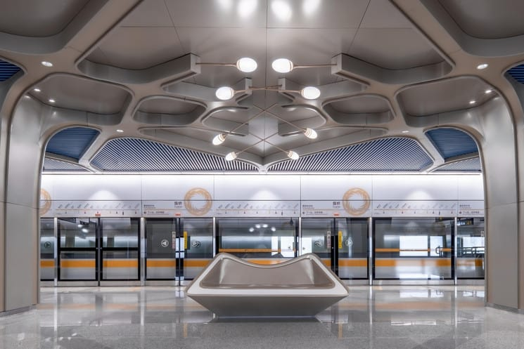 imagen línea de tren 201140