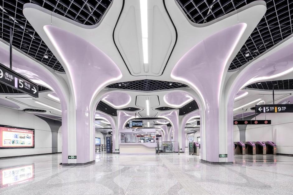 Chengdu presenta la primera línea de tren del mundo completamente no tripulada y su funcionamiento es impresionante