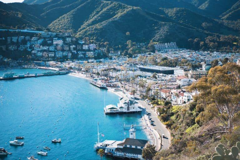 Isla Catalina, en Estados Unidos, ya está lista para volver a recibir a turistas