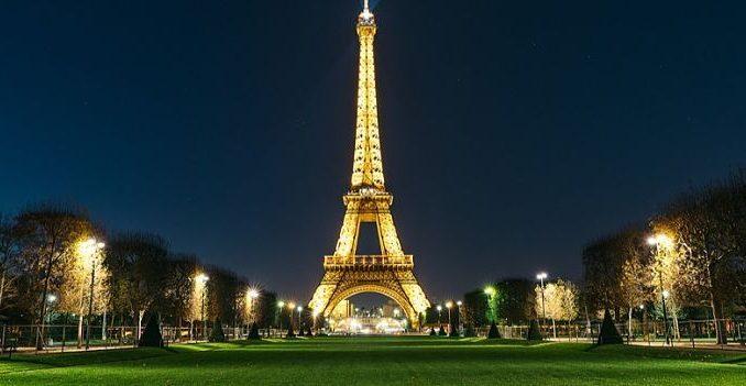 La Torre Eiffel se pintará de oro para los Juegos Olímpicos de 2024