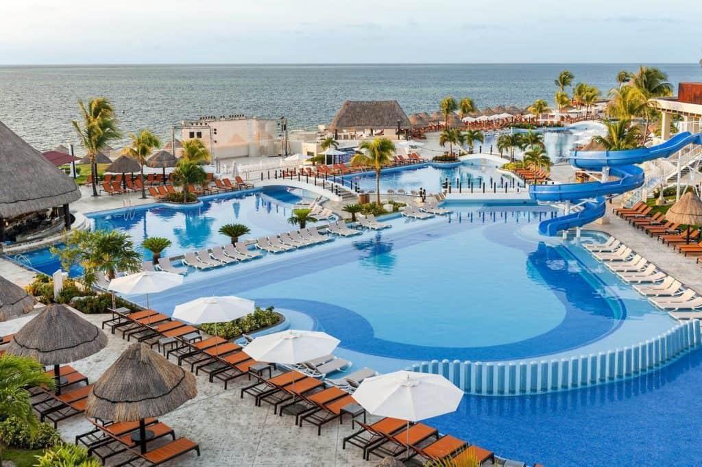 cadena de resorts