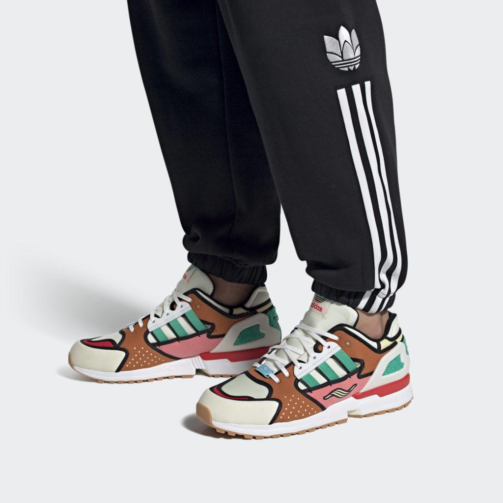 Las Nuevas Zapatillas De Adidas, Inspiradas En Los Simpson, Estarán Disponibles Este Mes