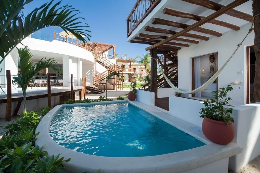imagen Sortean estadia para 2 personas en un encantador eco hotel en la isla de Holbox Mexico 4