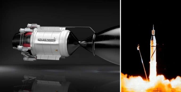 Un cohete que funciona con combustible nuclear podría llevar a las personas a Marte en tan solo tres meses