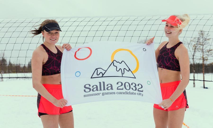 El pueblo más frío de Finlandia presenta su candidatura a los Juegos Olímpicos de verano en 2032 para concienciar sobre el cambio climático 6