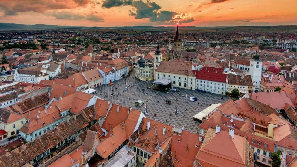 imagen destinos de Europa para visitar en 2021 sibiu