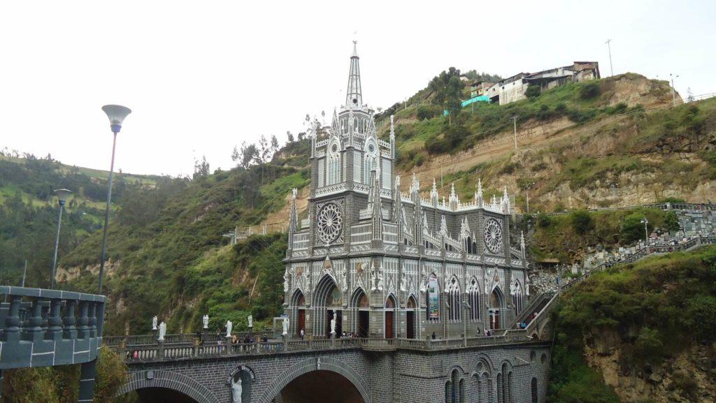 Imagen Santuario De Las Lajas Cristian Borrero Mr7Hcdhlcus Unsplash 1