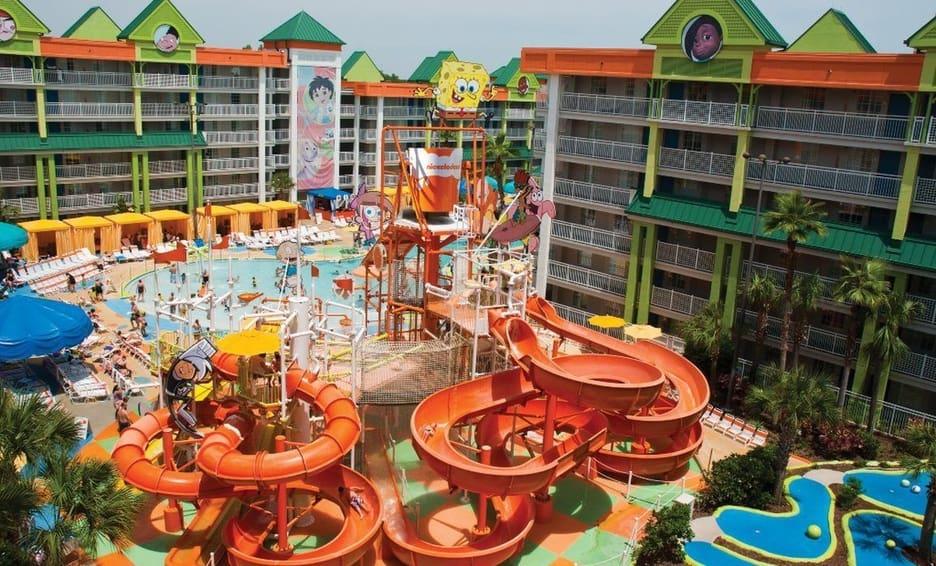 Resort De Nickelodeon