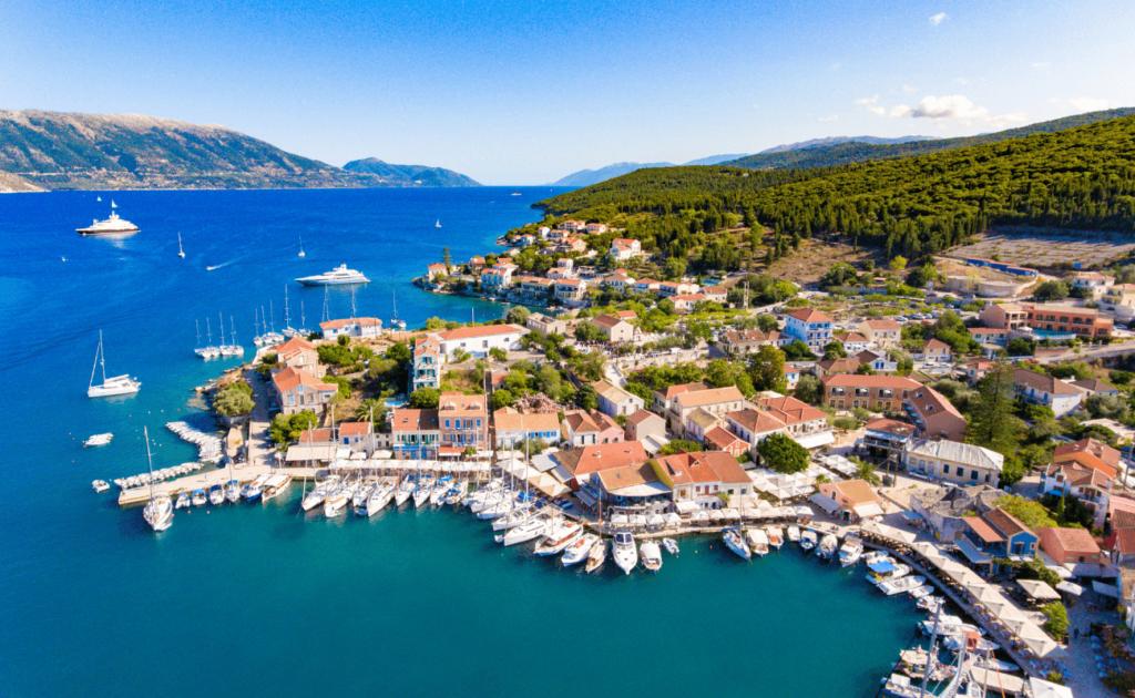 imágenes para enamorarte de Cefalonia, una de las islas menos exploradas de Grecia