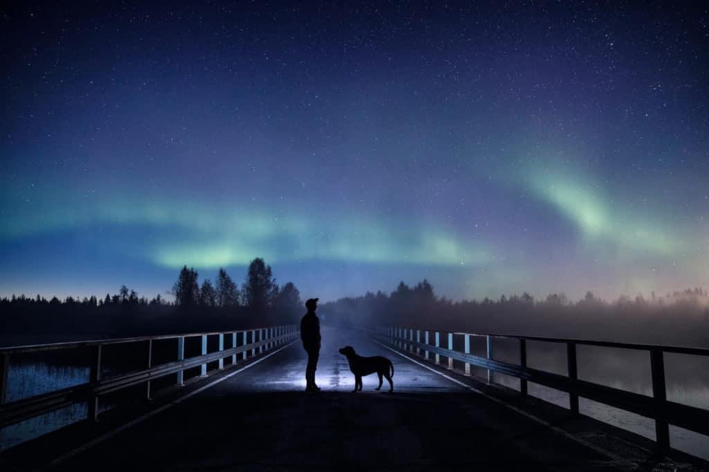 Esta campaña de San Valentín invita a las personas a enviar nombres de sus seres queridos para bautizar diferentes auroras boreales