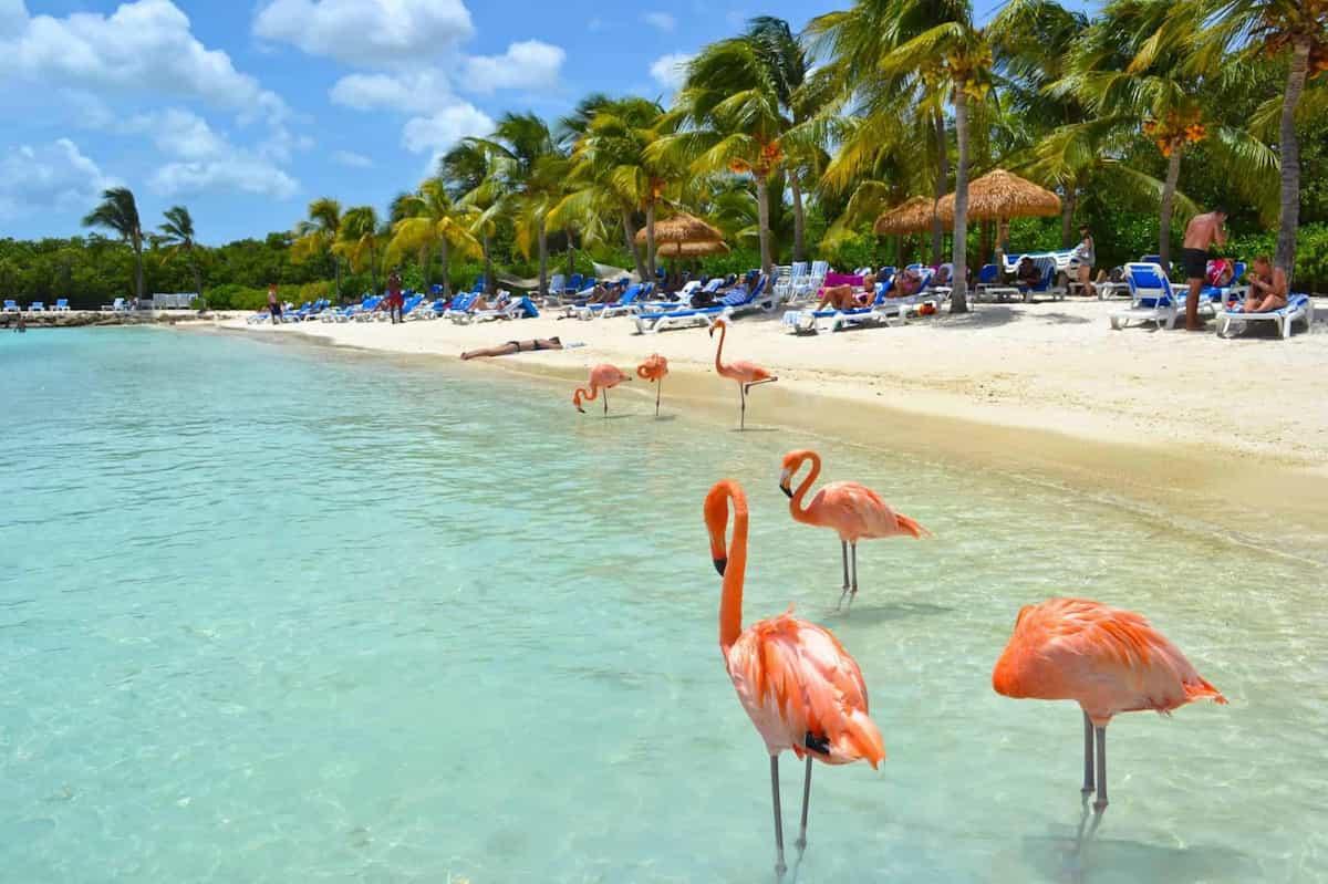 Playas de Aruba