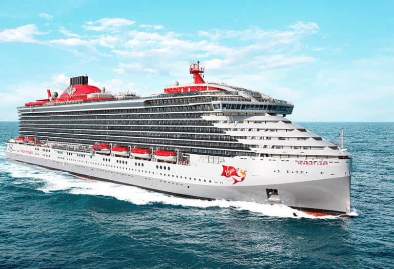 Virgin Voyages lanzó una campaña en la que va a regalar 2.021 viajes para navegar en uno de sus cruceros