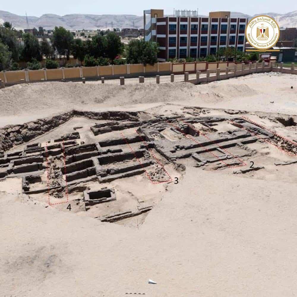 Arqueólogos en Egipto descubrieron lo que podría ser una fábrica de cerveza y podría ser la más antigua del mundo