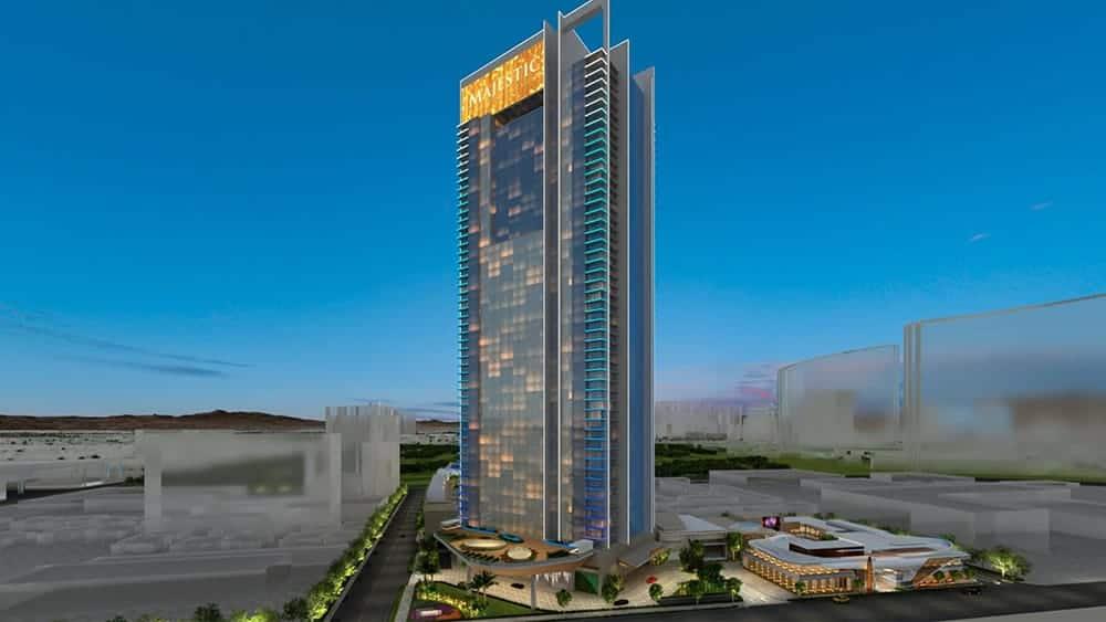 Este nuevo hotel de lujo en Las Vegas apuesta a un insólito tipo de turista: exclusivo para no fumadores y sin apuestas