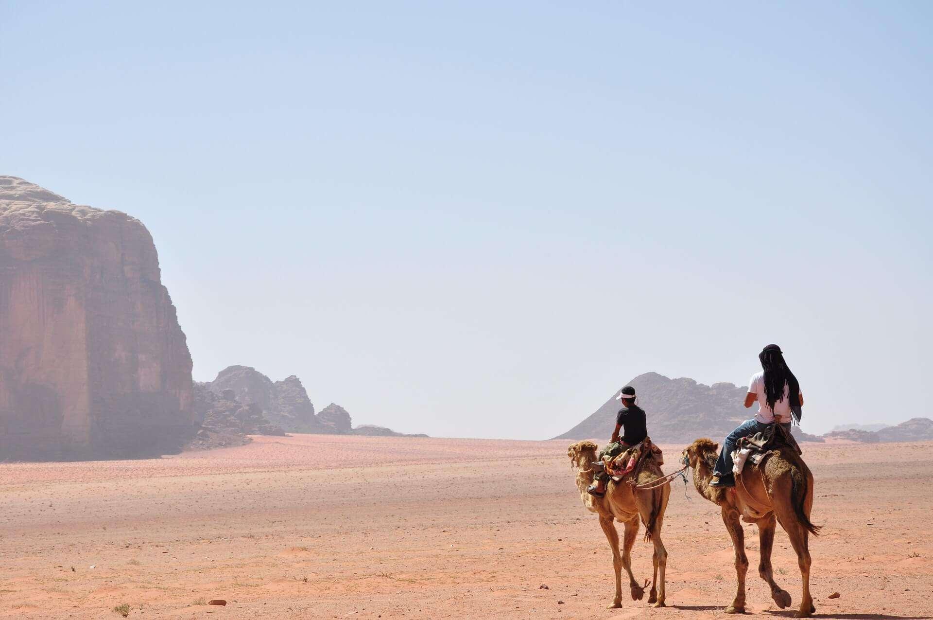 lugares imprescindibles que visitar en Jordania