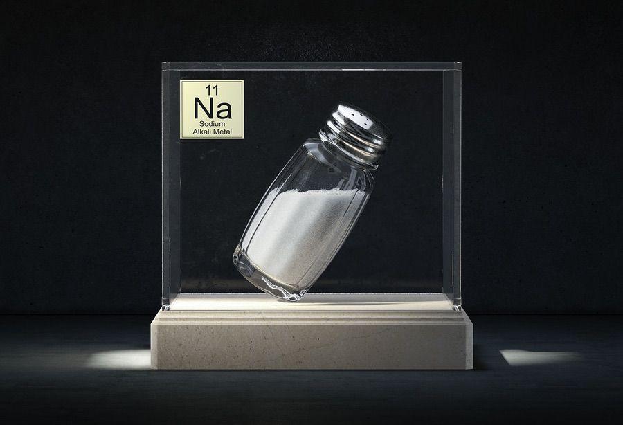 Imagen Tabla Periódica Nemania Pesic 3D Elements 09