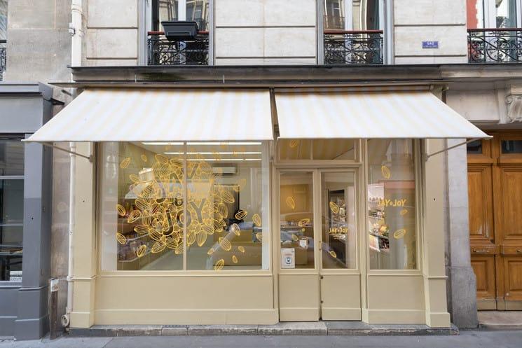 Francia Celebra La Apertura De Su Primera Tienda De Quesos Veganos: Se Llama Jay &Amp; Joy Y Está Situada En París