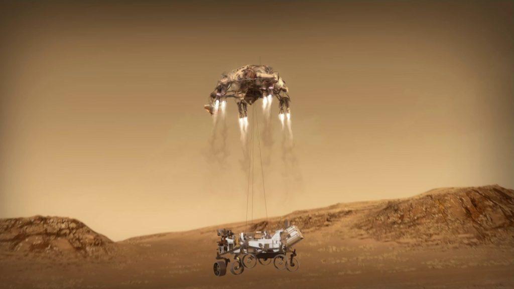 imagen Marte 25473 Perseverance Arrives at Mars 1