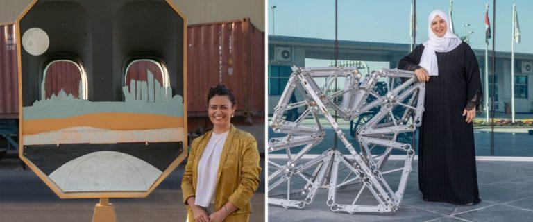 Una aerolínea de Emiratos Árabes Unidos encontró una nueva forma de utilizar las partes de sus aviones que ya no les sirven
