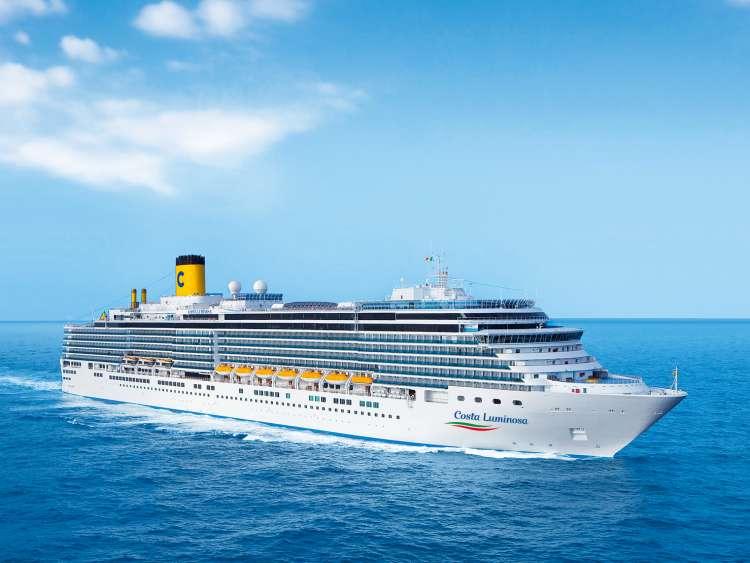 La compañía de cruceros Costa anunció que retomará sus viajes a finales de Marzo 2021