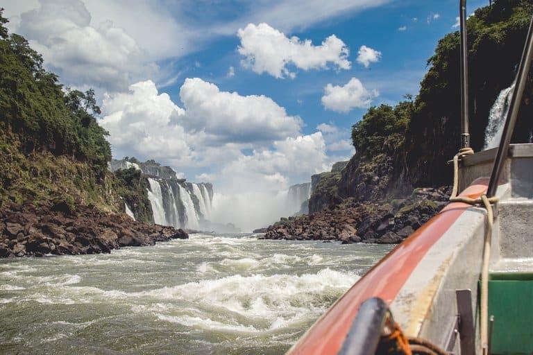 Las Cataratas Del Iguazú Han Sido Elegidas Como Tercera &Quot;Maravilla Incuestionable&Quot; Del Planeta A Partir De Una Encuesta Realizada Por Lonely Planet