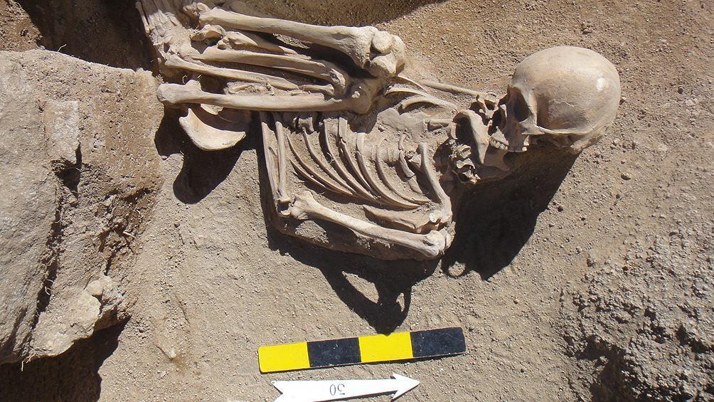 Investigadoras argentinas registraron 12 tumbas de hasta 6.000 años de antigüedad en la provincia argentina de Catamarca