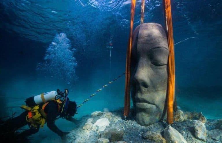 Museo Subacuático de Cannes