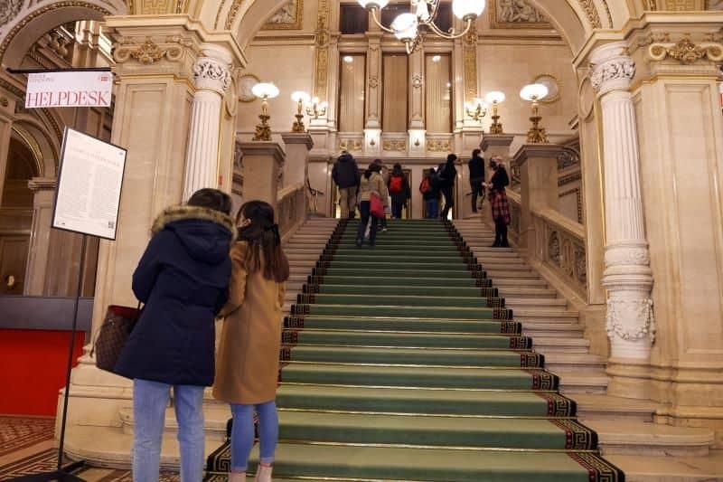 La Ópera de Viena se reinventa como museo para poder abrir sus puertas al público