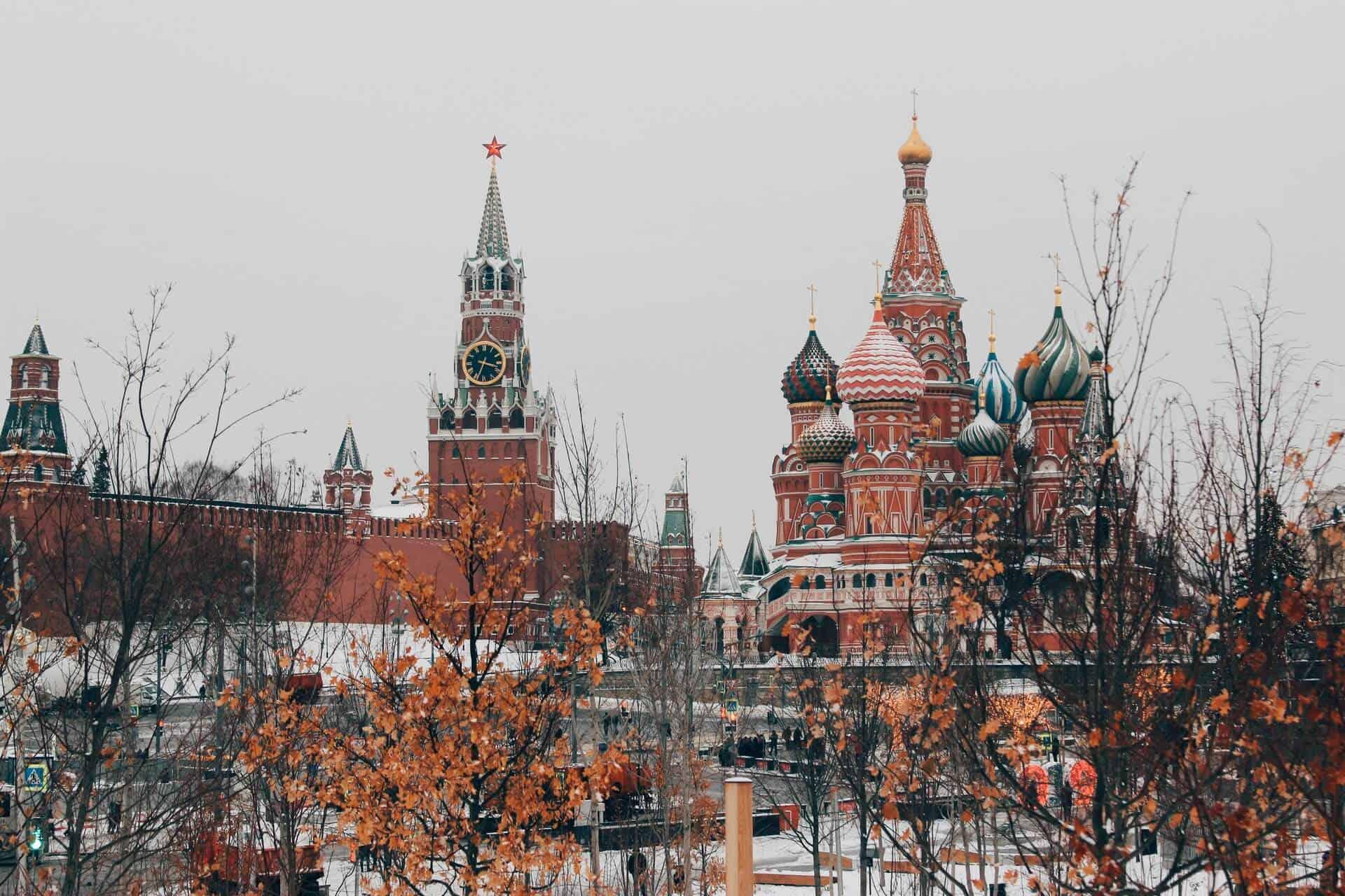 Gratis en Moscú