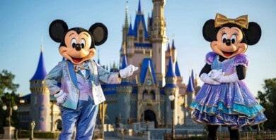 Disney World festejará su aniversario número 50 y la celebración durará 18 meses