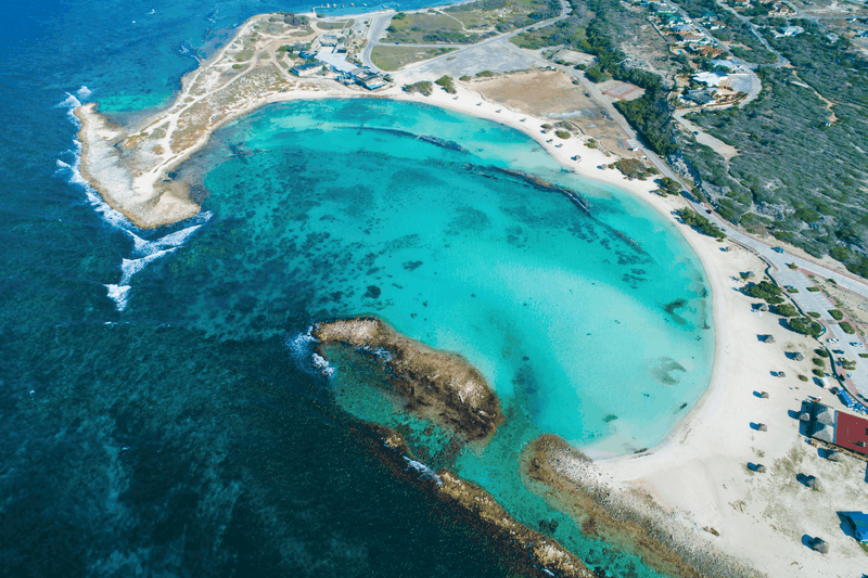 imagen mejores playas de Aruba para conocer baby beach 1