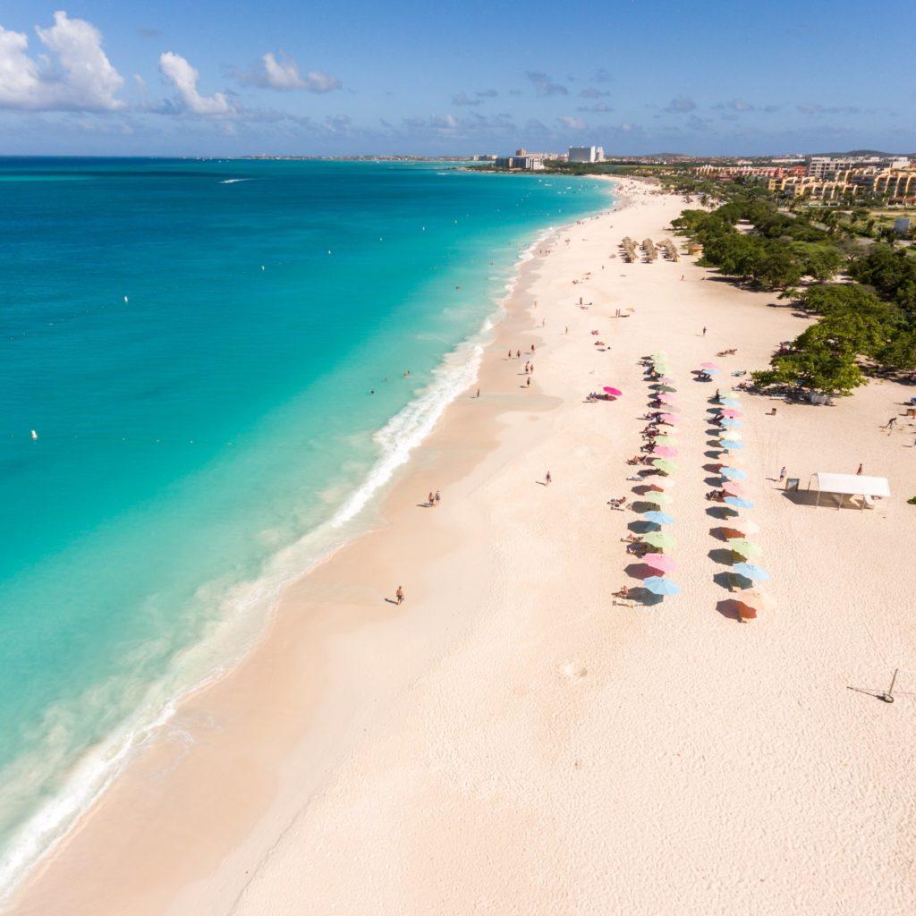 Cuáles son las 5 mejores playas de Aruba para conocer