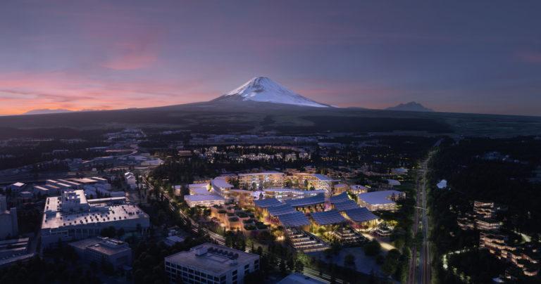 Toyota comienza a construir la primera ciudad inteligente de Japón, la misma contará con robots y autos automáticos