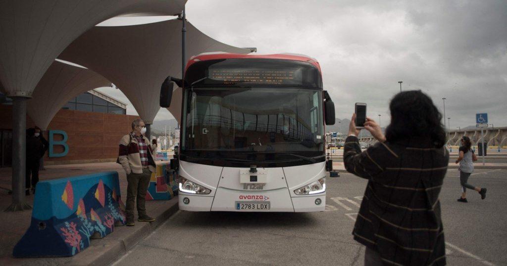 Imagen Autobús Sin Conductor Bus Sin Conductor 2