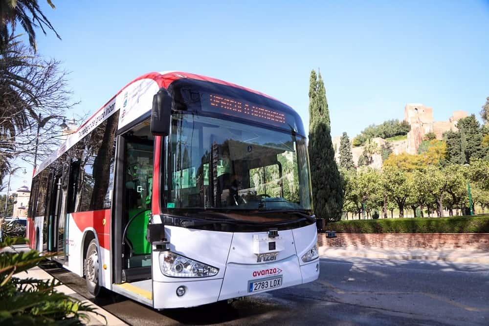 Imagen Autobús Sin Conductor Bus Sin Conductor 3