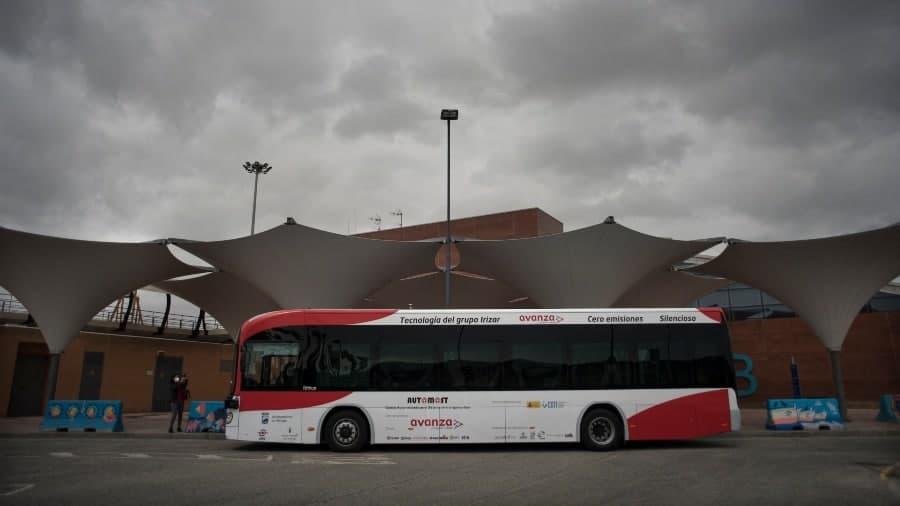 Bus-sin-conductor