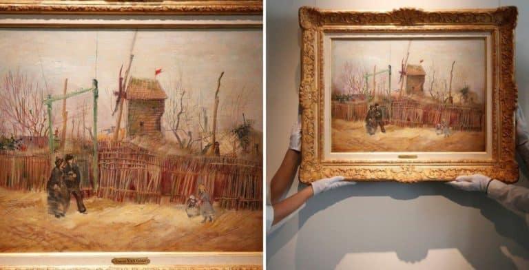 Una pintura de Vincent van Gogh que estuvo guardada por más de 100 años estará en exhibición por primera vez