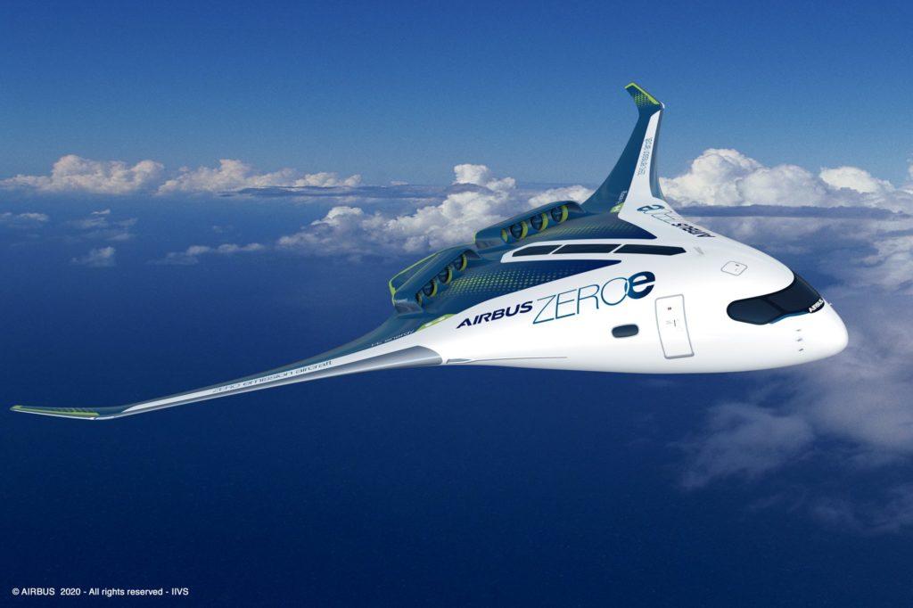 Airbus Anunció Que Se Encuentra Trabajando En Propulsión Híbrida-Eléctrica Para Reducir Sus Emisiones