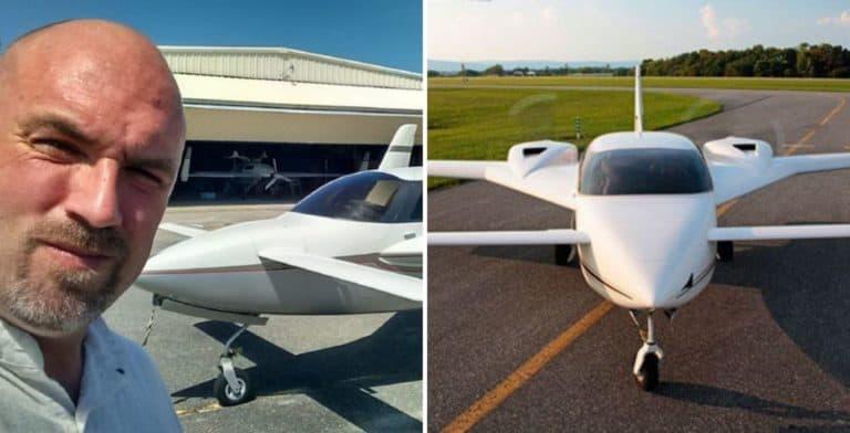 Una compañía de Canadá creó el primer avión del mundo construido con cannabis