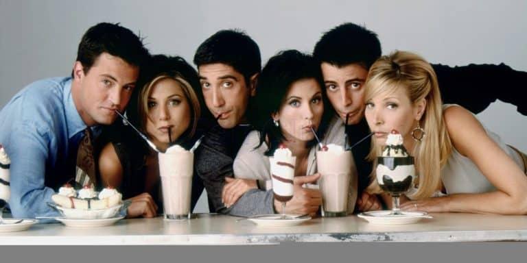 Buscan a cinco personas que quieran mirar las primeras cinco temporadas de Friends a cambio de USD$1.000